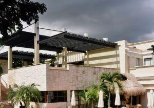 roof top pergola design